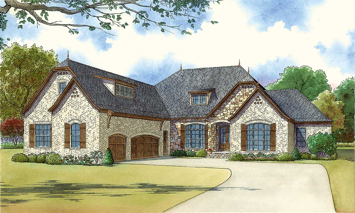 70533MK_1474469486_1479220006 Ranch Homes Plans Bedroom Car Garage on 3 car garage log home, 2 story ranch home plans, 3 bedroom ranch home plans, single level ranch home plans, open floor plan ranch home plans, daylight basement ranch home plans,