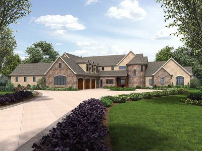 European House Plan With Top Notch Amenities   69632AM Thumb   87