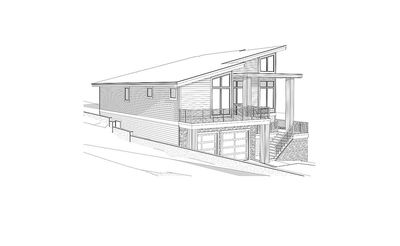 Exclusive Trendsetting Modern House Plan - 85147MS thumb - 15