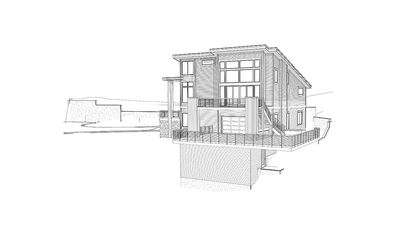 Exclusive Trendsetting Modern House Plan - 85147MS thumb - 16