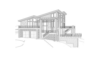 Exclusive Trendsetting Modern House Plan - 85147MS thumb - 14
