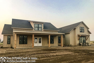 House Plan 51754HZ comes to life in Idaho! - photo 029
