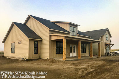 House Plan 51754HZ comes to life in Idaho! - photo 028