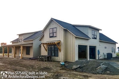 House Plan 51754HZ comes to life in Idaho! - photo 030