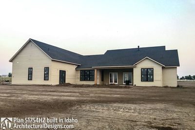 House Plan 51754HZ comes to life in Idaho! - photo 031