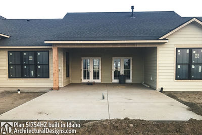 House Plan 51754HZ comes to life in Idaho! - photo 034