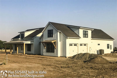 House Plan 51754HZ comes to life in Idaho! - photo 027