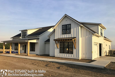 House Plan 51754HZ comes to life in Idaho! - photo 026
