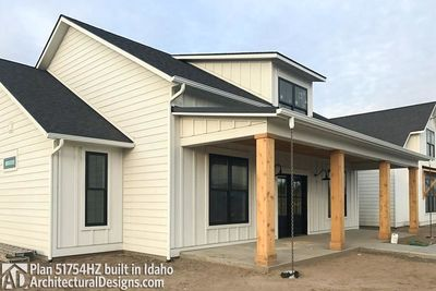 House Plan 51754HZ comes to life in Idaho! - photo 007