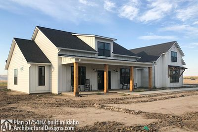 House Plan 51754HZ comes to life in Idaho! - photo 005