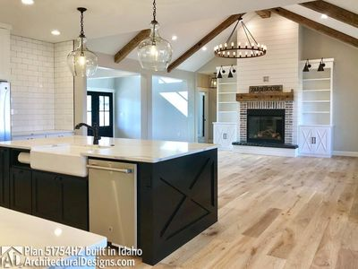 House Plan 51754HZ comes to life in Idaho! - photo 012