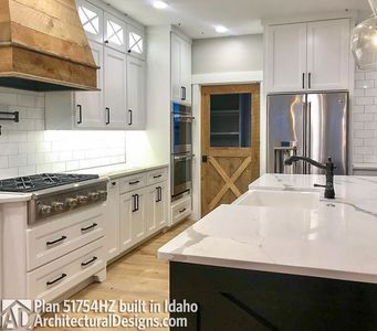 House Plan 51754HZ comes to life in Idaho! - photo 013
