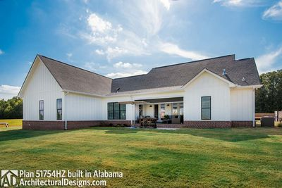 House Plan 51754HZ Comes To Life In Alabama! - photo 003