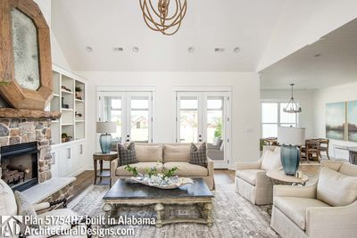 House Plan 51754HZ Comes To Life In Alabama! - photo 008