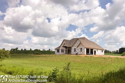 House Plan 51753HZ Comes To Life In Ohio! - photo 001