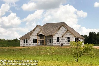House Plan 51753HZ Comes To Life In Ohio! - photo 002