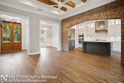 House Plan 51755HZ comes to life in Mississippi - photo 010