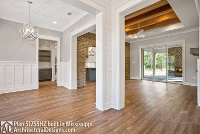 House Plan 51755HZ comes to life in Mississippi - photo 011