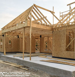 House Plan 51755HZ Comes To Life In Texas - photo 008
