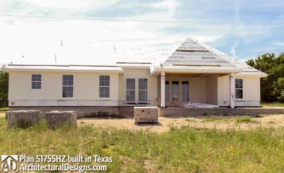 House Plan 51755HZ Comes To Life In Texas - photo 010