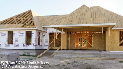 House Plan 51755HZ Comes To Life In Texas - photo 011