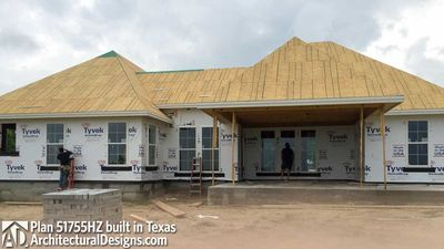 House Plan 51755HZ Comes To Life In Texas - photo 012