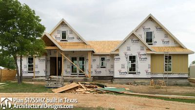 House Plan 51755HZ Comes To Life In Texas - photo 013