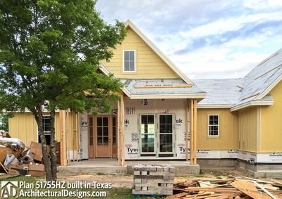 House Plan 51755HZ Comes To Life In Texas - photo 014