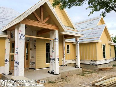 House Plan 51755HZ Comes To Life In Texas - photo 015