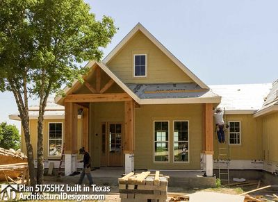 House Plan 51755HZ Comes To Life In Texas - photo 016