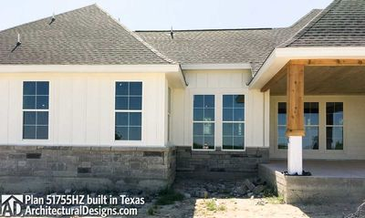 House Plan 51755HZ Comes To Life In Texas - photo 020