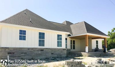 House Plan 51755HZ Comes To Life In Texas - photo 021