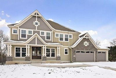 5 Bed Luxury House Plan with Lower Level Sport Court - 73370HS thumb - 03