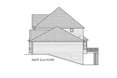 5 Bed Luxury House Plan with Lower Level Sport Court - 73370HS thumb - 59