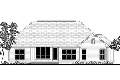 Open concept craftsman home plan with flex space 51757hz for Open concept craftsman house plans