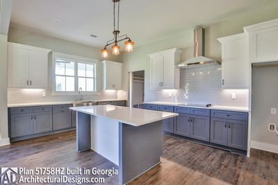 House Plan 51758HZ comes to life in Georgia - photo 011
