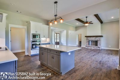 House Plan 51758HZ comes to life in Georgia - photo 015