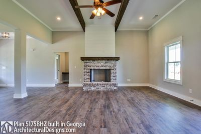 House Plan 51758HZ comes to life in Georgia - photo 018