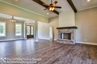 House Plan 51758HZ comes to life in Georgia - photo 019