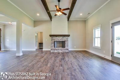 House Plan 51758HZ comes to life in Georgia - photo 020