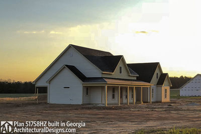 House Plan 51758HZ comes to life in Georgia - photo 051