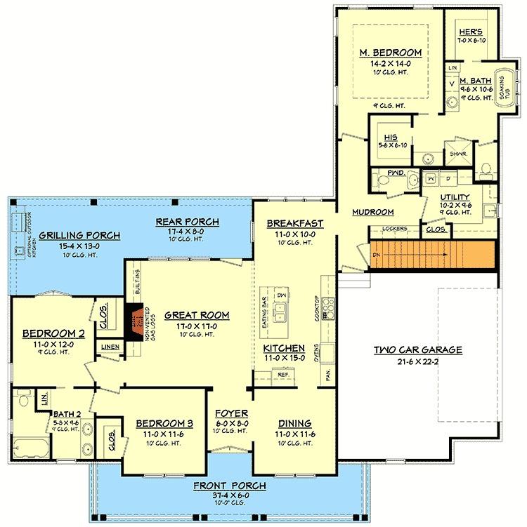 Architectural designs for Basement suite plans