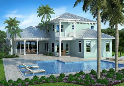 Net zero ready house plan with game room 33184zr 1st for Net zero ready house plans