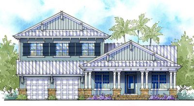 Net Zero Ready House Plan with Game Room - 33184ZR thumb - 03