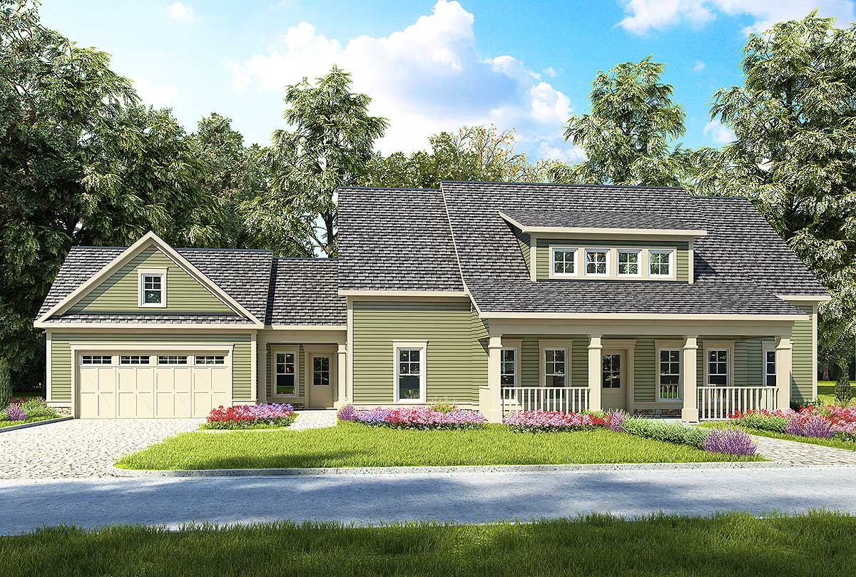 Architectural designs for Farm garage plans