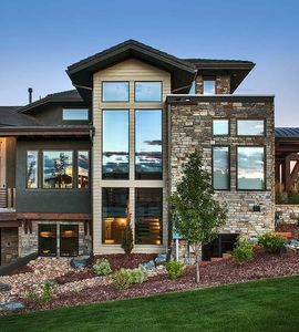 Unique Craftsman House Plan with Sunken Great Room - 95031RW thumb - 03