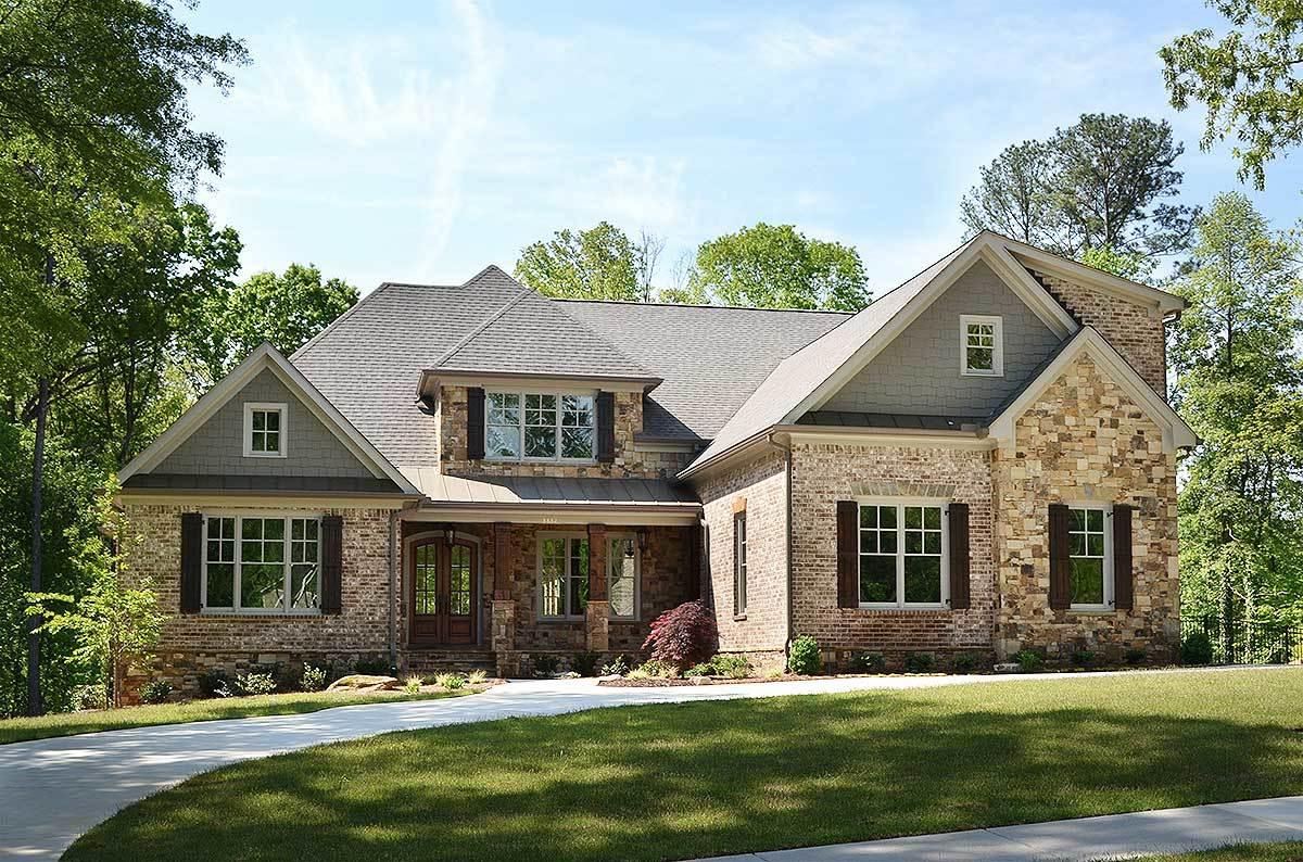 Luxury PlansArchitectural Designs