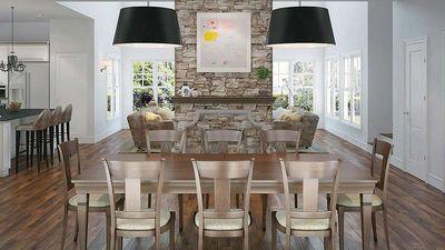A Honey of a Farmhouse - 92381MX | Architectural Designs - House Plans