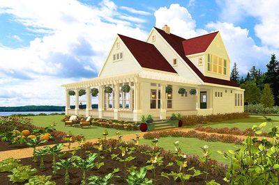 California Farmhouse - 490012RSK thumb - 01