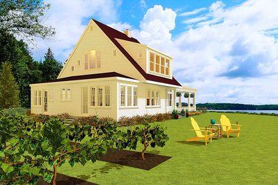 California Farmhouse - 490012RSK thumb - 02